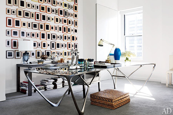 Reed Krakoff desk | Eclectic Trends