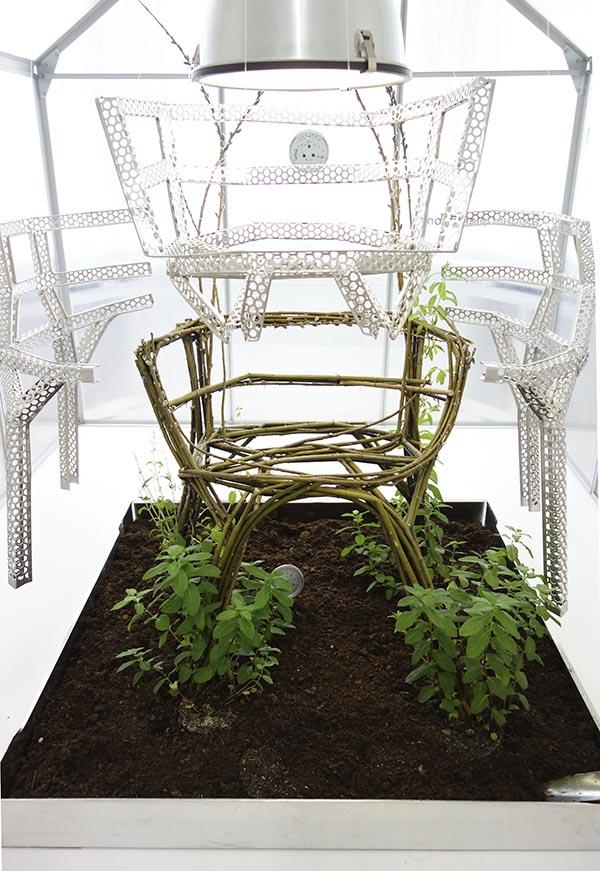 Eclectic Trends  Werner Aisslinger chair farm  Eclectic Trends - Eclectic T...