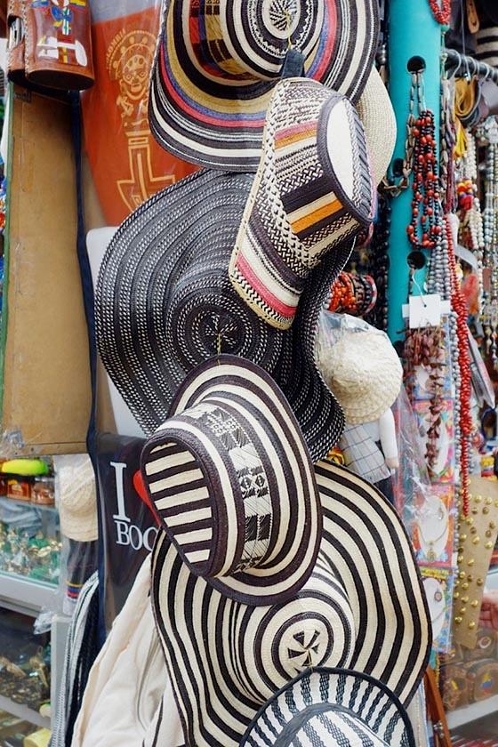 Bogota trip artisan work