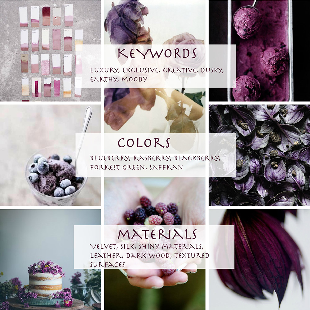 Eclectic Trends My Color Trends 2015 16 For Global Color