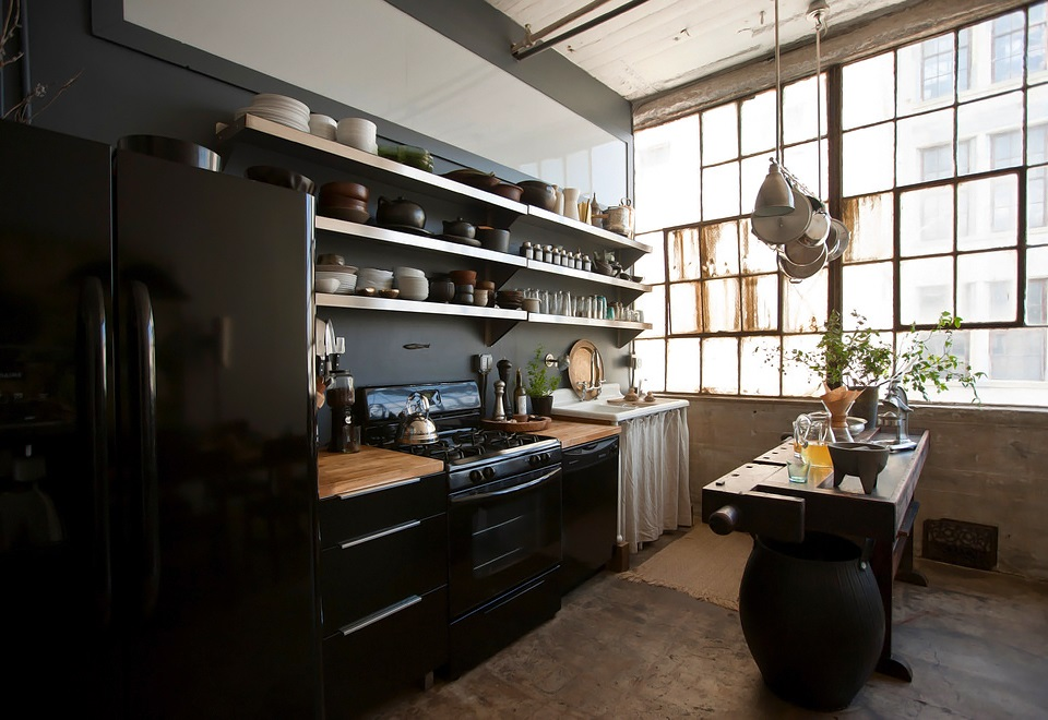 Genial Loft Brooklyn Kitchen