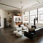 An eclectic loft in Brooklyn