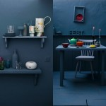 Color trend | Moody blue walls