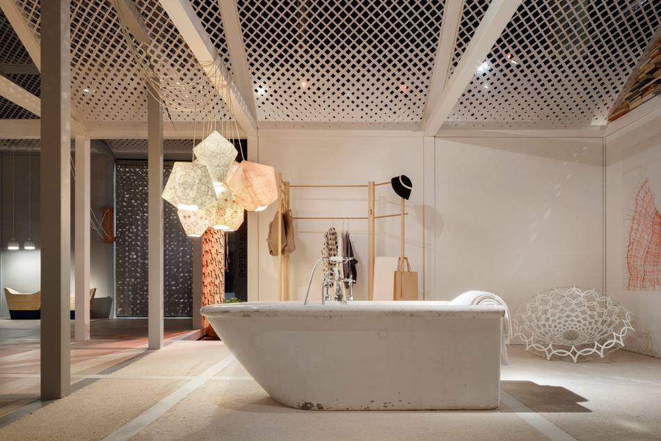 Das Haus imm Cologne Louise Campbell via Eclectic Trends