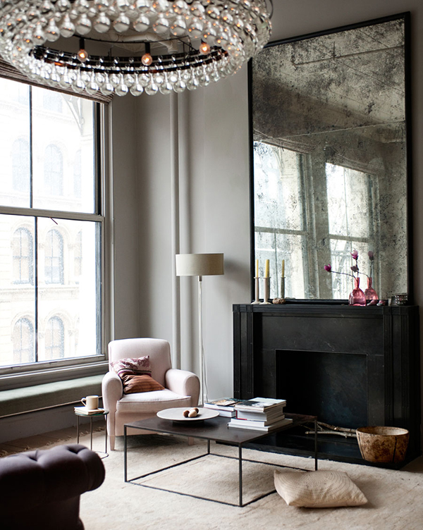 Eclectic trends ochre archives eclectic trends for Loft soho new york