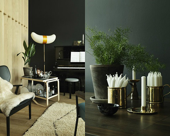 eclectic trends vitra haus a fictive installation by ilse crawford eclectic trends. Black Bedroom Furniture Sets. Home Design Ideas