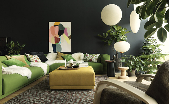 Eclectic trends ilse crawford archives eclectic trends for Decoration maison tropicale
