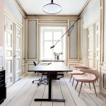 A stunning stylish office space: The Danish Fashion and Textile Association Office