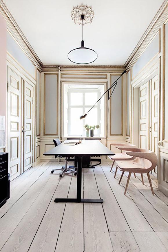 Danish Fashion And Textile Association Office Interior Design