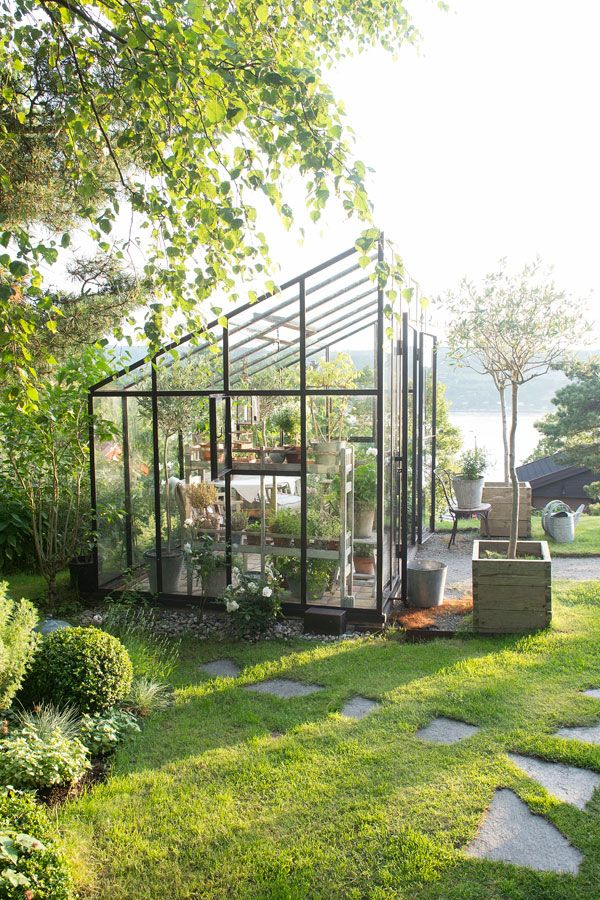 Awesome Greenhouse Trend Black Frames