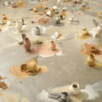Ceramics pick of the month: Karin Lehmann's slowly moving ceramics installation