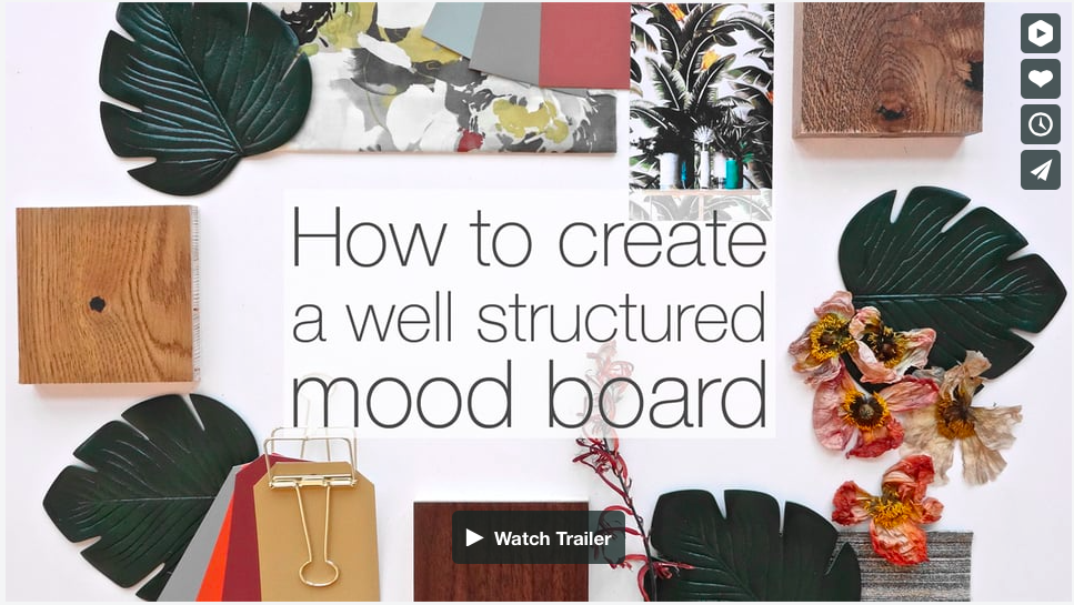 Eclectic Trends 39 How To Create A Moodboard 39 Workshops