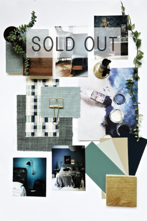 How to create a Moodboard Workshop with Eclectic Trends
