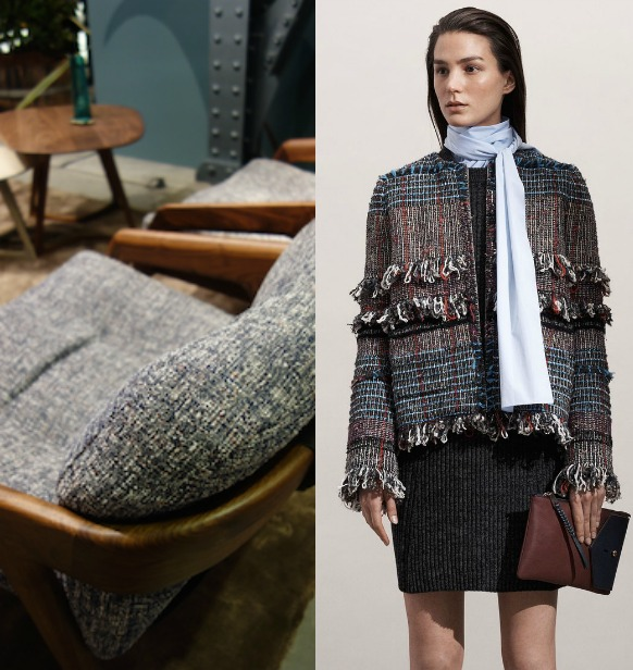 IMM trends:Tweed-Eclectic Trends