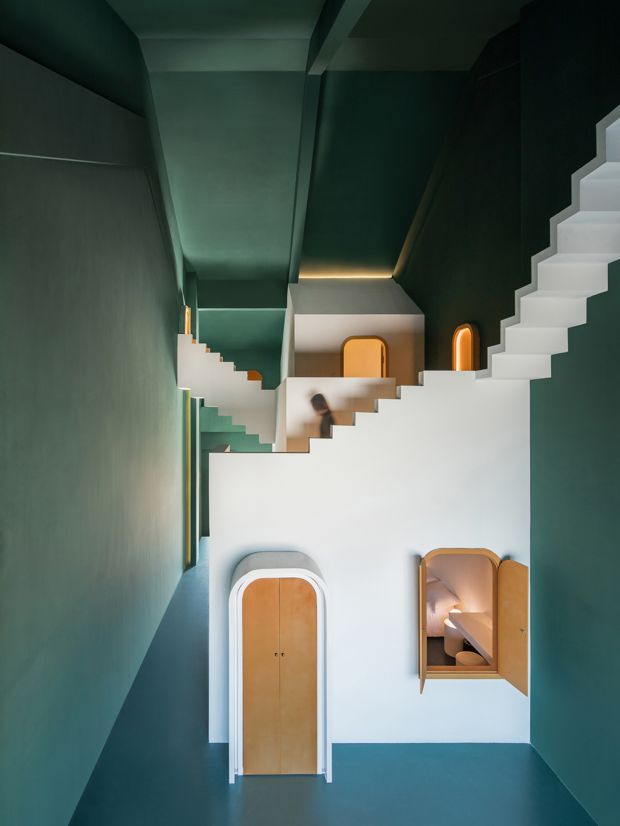 Eclectic Trends   The surreal dream of a guesthouse in China by Studio 10