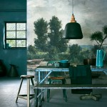 A green interior styling session