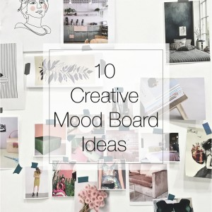 10 Creative Mood Board Ideas