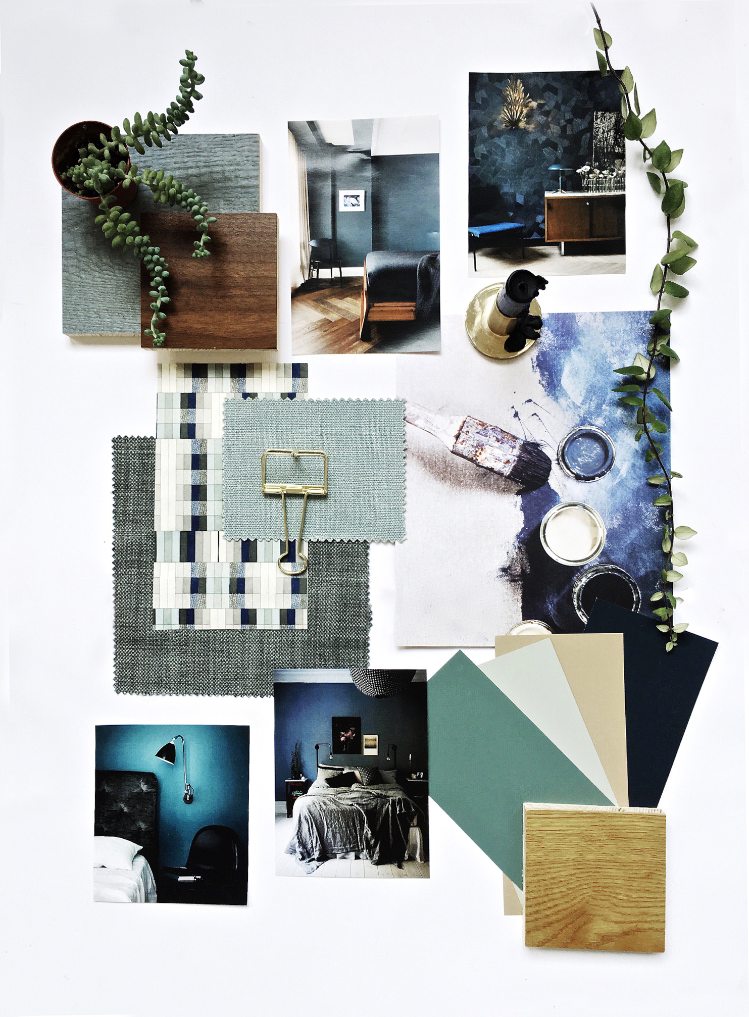 Eclectic Trends My March Mood Board Moody Mood Board