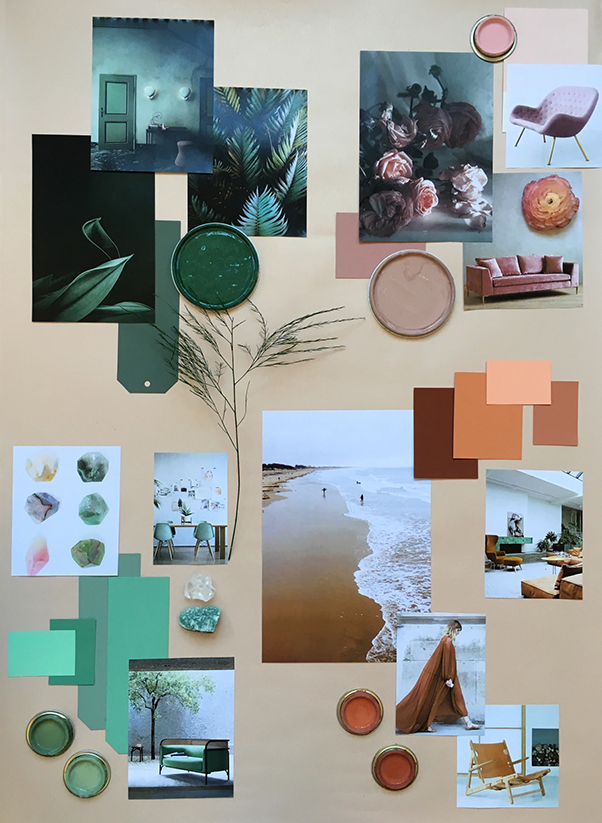Eclectic Trends My April Mood Board How To Create A
