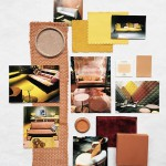 How to translate a color trend into a mood board?