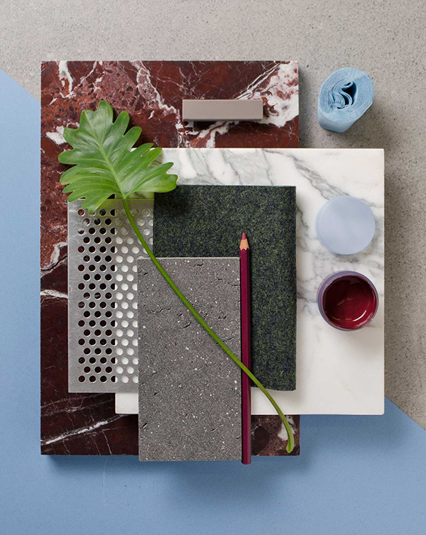 How to reduce a mood board to the simplest expression with David Thulstrup-Eclectic Trends
