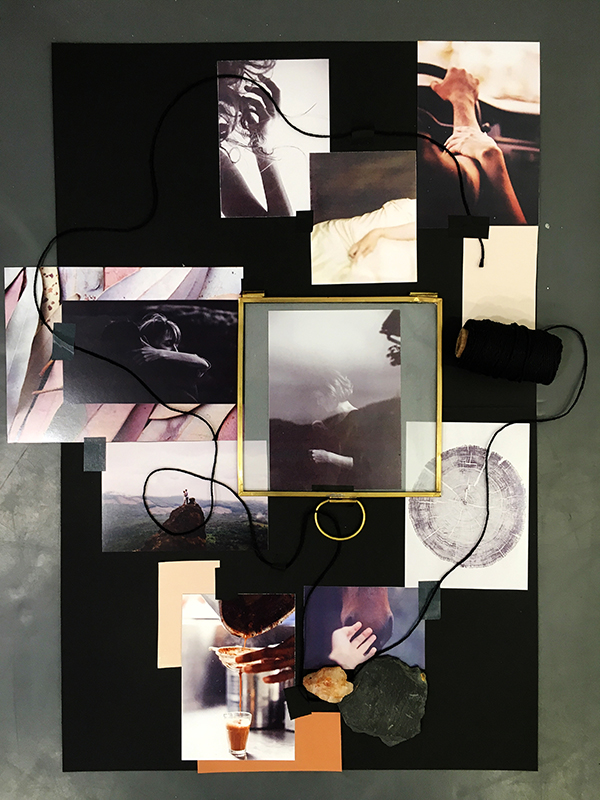 A Mood Board Workshop Review - 6 examples of students work-Eclectic Trends