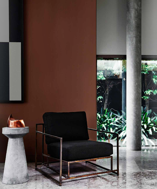 4 Color Trends by Dulux-Construct-Eclectic Trends