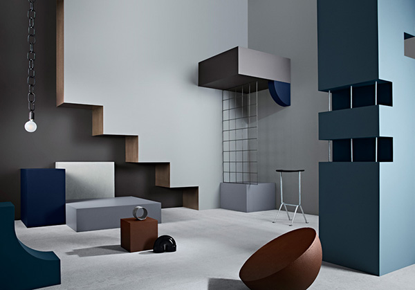 4 Color Trends by Dulux-Construct- Eclectic Trends