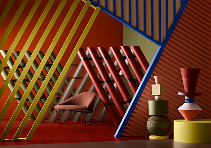 4 Color Trends by Dulux - Entwine - Eclectic Trends