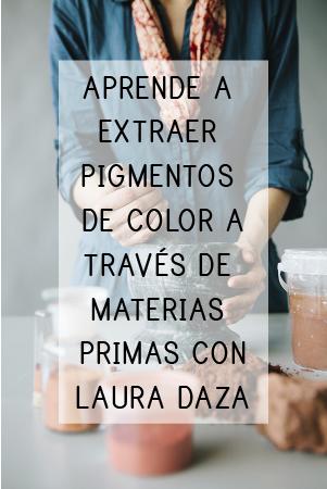 Curso Color Alquimia con Laura Daza