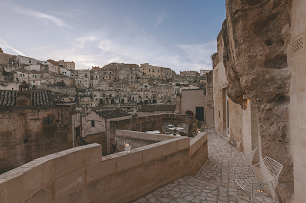 Cave hotel Matera - Eclectic Trends