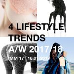 Come and hear me lecture on 4 Lifestyle Trends Autumn/Winter 2017/18