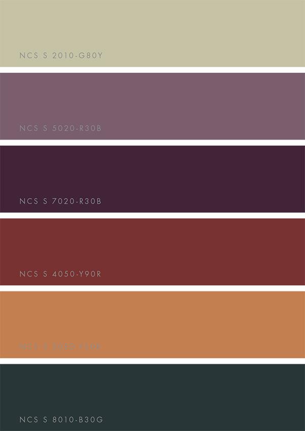 Valspar Color Palette 2009 Interior Paint Colors Inspire