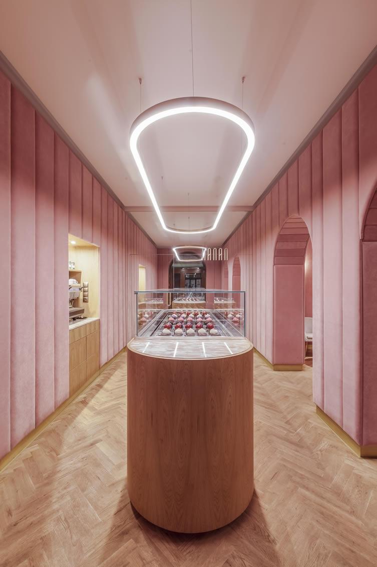 Total Look in Pink-Nanan Patisserie via Eclectic Trends