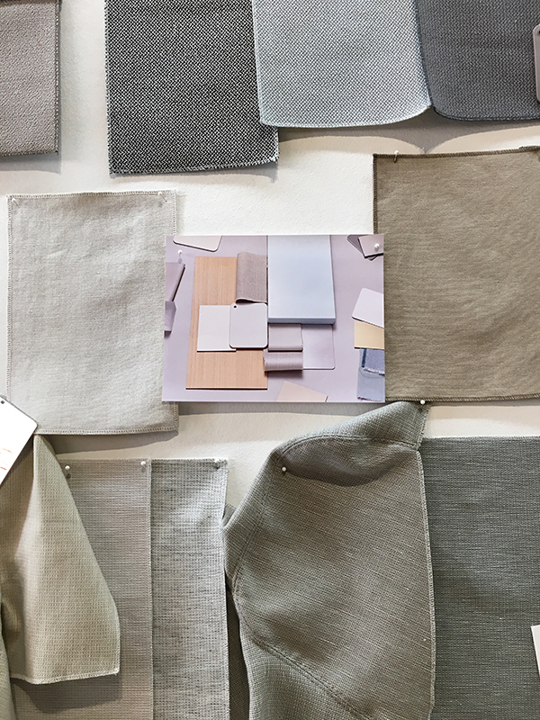 How do Ikea, Vitra and Carl Hansen&Sons use mood boards von Eclectic Trends