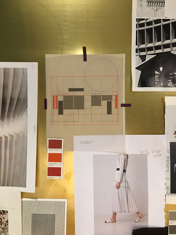 How do Ikea, Vitra and Carl Hansen&Son use mood boards via Eclectic Trends