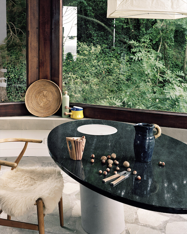 A design gem from the 70ies brought to life by Yves and Victor Gastou