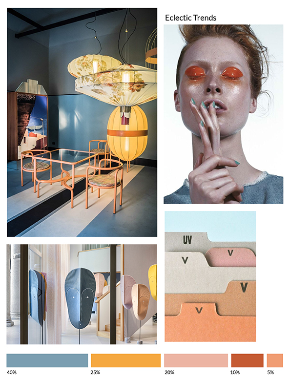 Color Inspiration No. 20 via Eclectic Trends