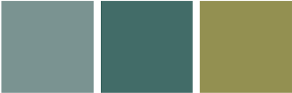 4 Color Trends 2018 by Dulux Reflect Colors_1 via Eclectic Trends