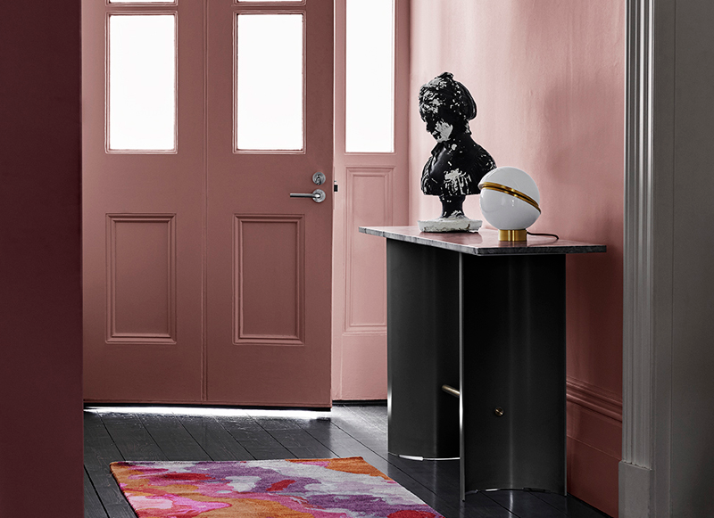 4 Color Trends Dulux 2018 Reflect_12 via Eclectic Trends