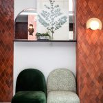 An inspiring color palette: The Henrietta Hotel in London
