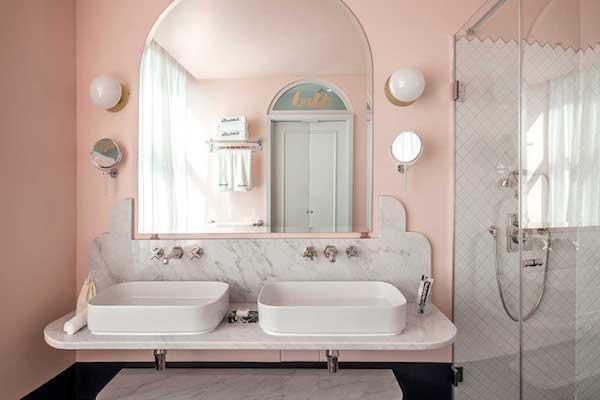 Hotel Henrietta London via Eclectic Trends