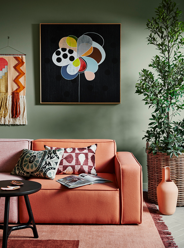 4 Color Trends 2018 by Dulux_Kinship_3 via Eclectic Trends