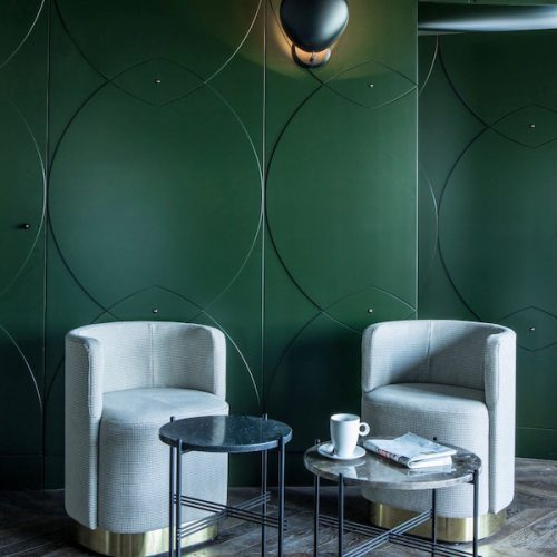 Tracking back trends on IG – 10 examples of Green Walls