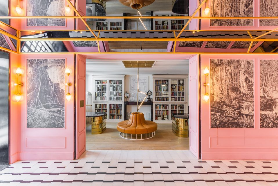 Eclectic trends interior design for Decor hotel istanbul