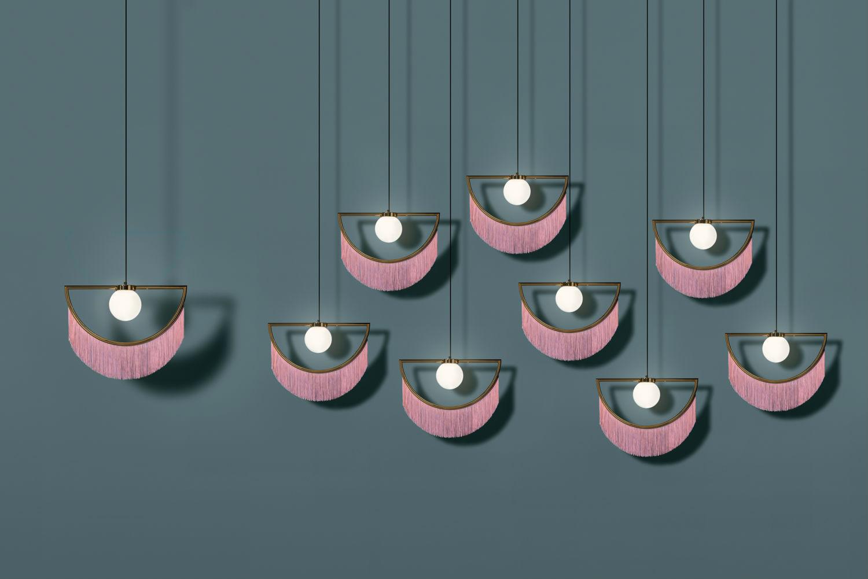 Eclectic Trends | Candy Cotton Art Déco by Houtique