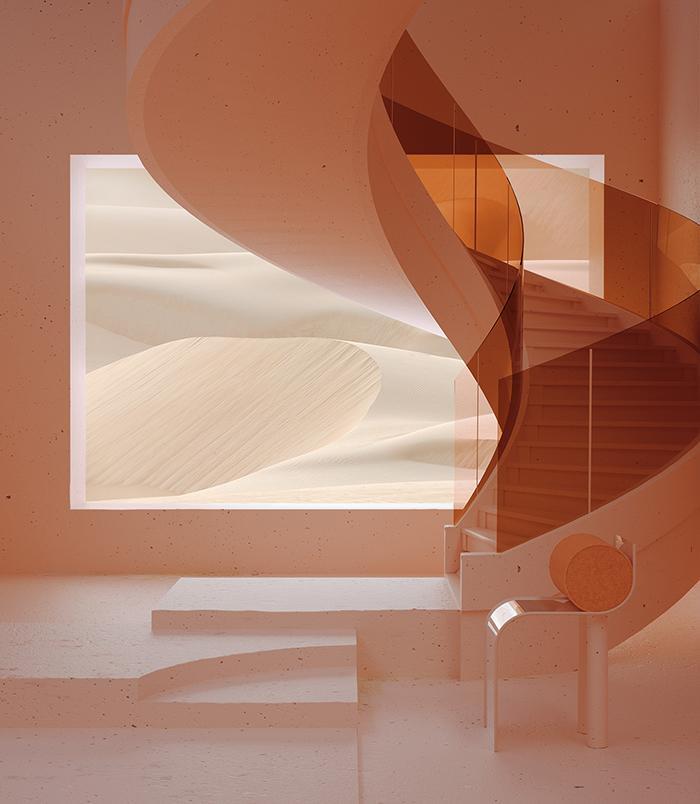 Eclectic Trends | Studio Brasch-When actual dreams become 3D art