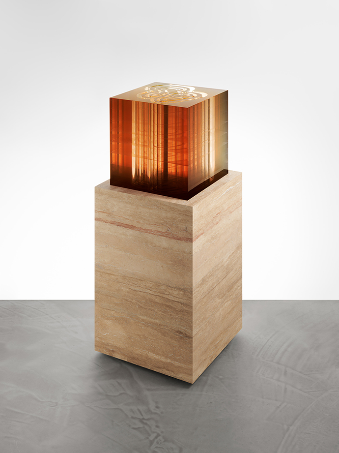 Eclectic Trends   The water sculptures by Sabine Marcelis for Fendi