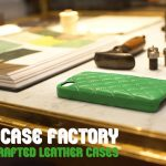 Travel Treasures: The Case Factory in Stockholm, Sweden