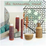 Micro Trend: terracotta colors and material